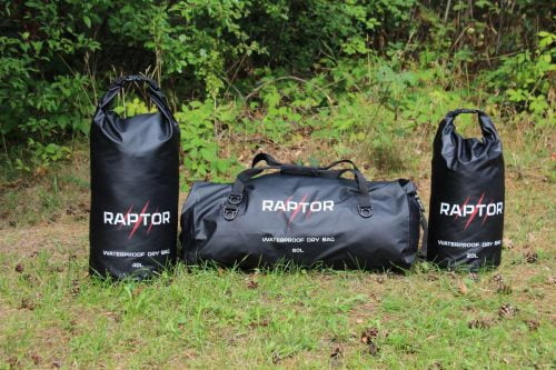 Raptor Dry Bag set