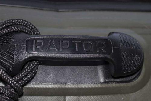 Detail Raptor FAST range