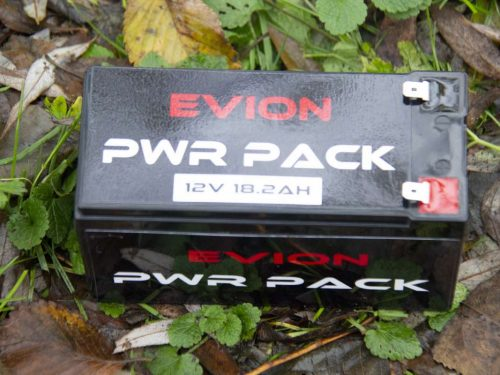 Evion 18Ah li-ion