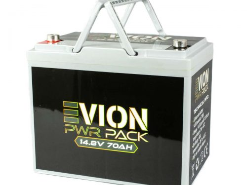 Evion 70Ah li-ion battery